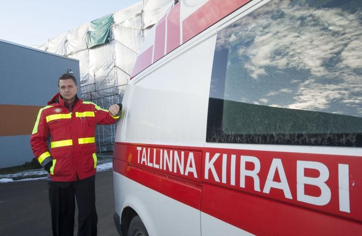 Tallinna kiirabi saab kevadeks kolm uut kiirabiautot