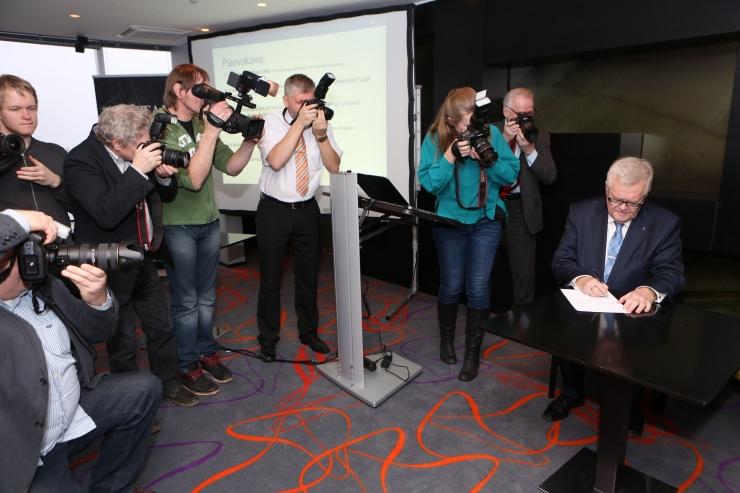 Tallinna Ühistupank hakkab suure hooga tööle