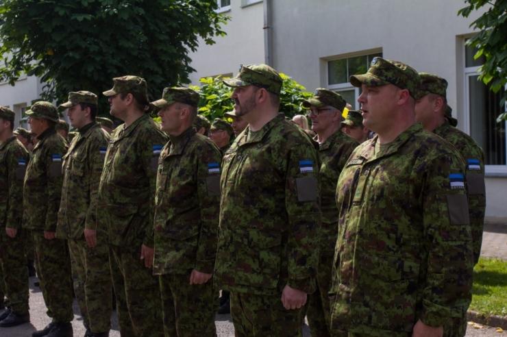 Kaitseliitlased korraldavad Saue linnas piduliku jalutuskäigu