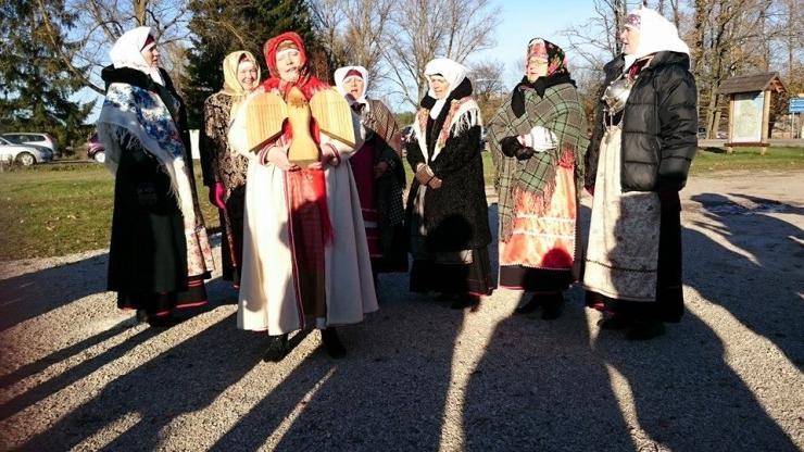 VÄGILASED: Setomaal toimub soome-ugri eeposte päev