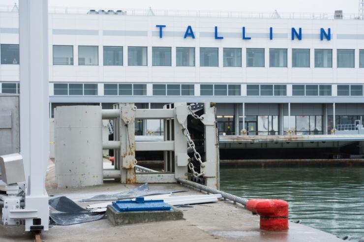 Tallinna Sadama veebruari kaubamaht langes 25,8%