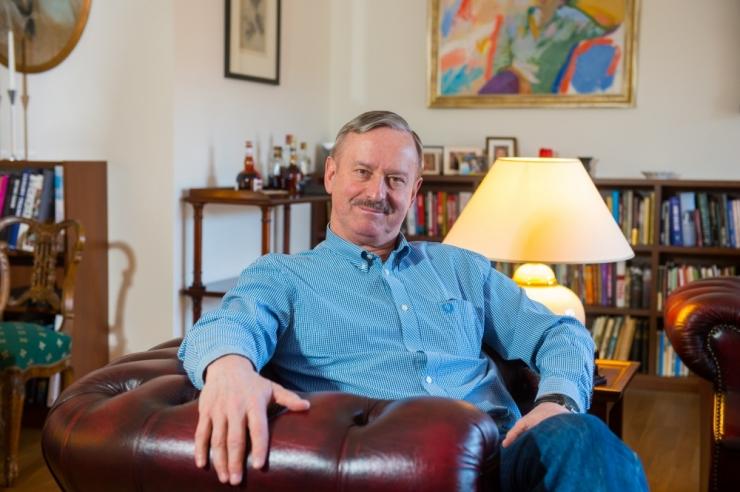 Siim Kallas ei pea ohuks mitte Venemaad, vaid rahvuslikku konflikti Eestis