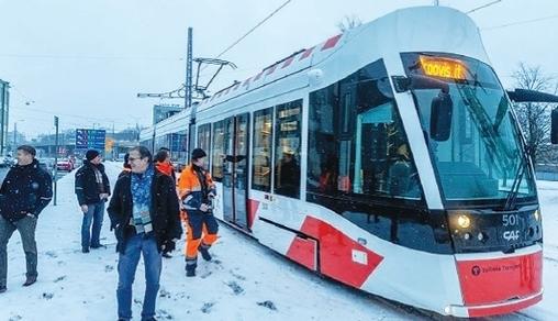 Juba kahe aasta pärast viib tramm lennujaama
