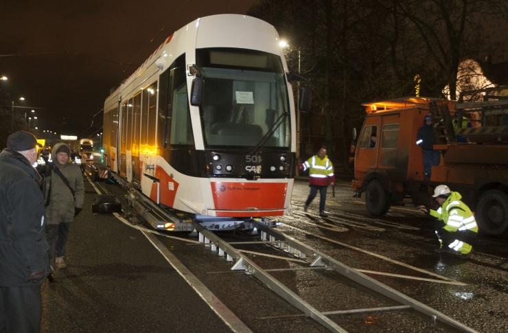 Tallinna uus trammitootja: trammitööstuse arengut suunavad ranged nõuded