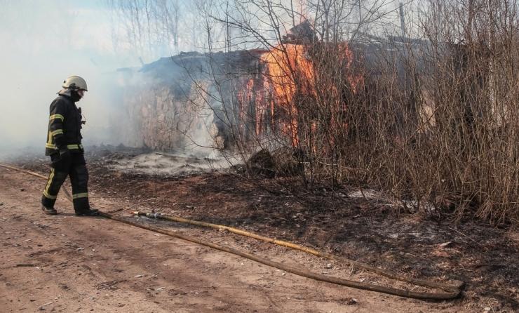 KULUPÕLENGUD JÄTKUVAD: Päästeamet käis 80 korda põlevat kulu kustutamas