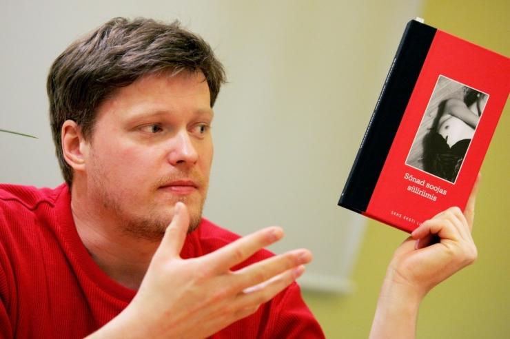 Tallinna Keskraamatukogus toimub luulemaraton