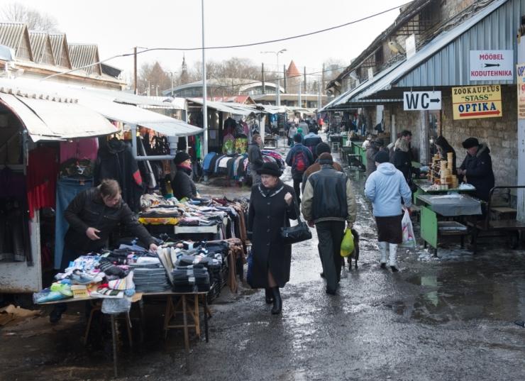 21d16b3c454 Vana Balti jaama turu päevad on peagi loetud - asemel - news