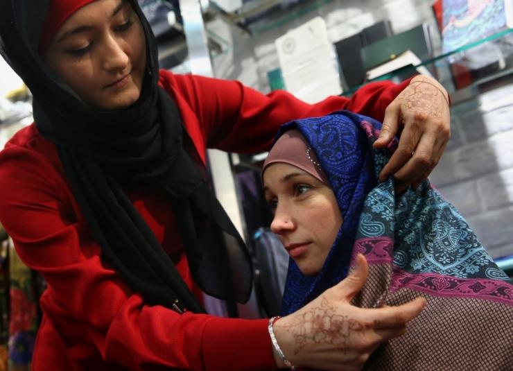 Egiptuse naised on asunud tegelema ettevõtlusega