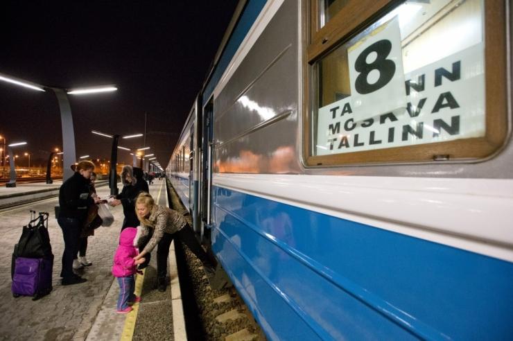 Hüvasti kupee ja platskaart! Eesti-Vene rongiliinid plaanitakse sulgeda