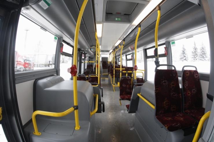 Alates 1. aprillist muutuvad busside sõiduplaanid