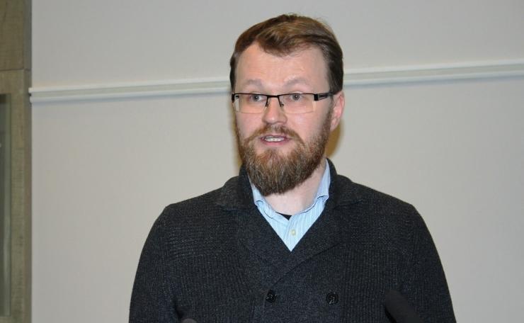 Lauri Beekmann: isa maks pole veel haige, aga laps juba kannatab!