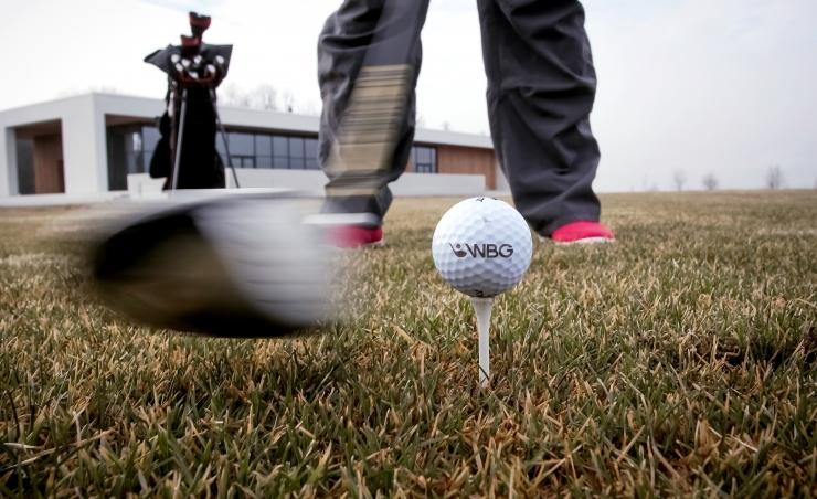 Golf alustab televisiooni vallutamist