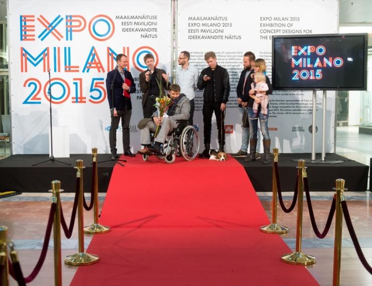 ÖKOPAVILJON: EXPO paviljon ehitatakse kodumaisest männipuidust