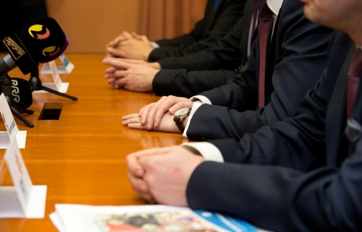 Uue kolmikliidu koalitsioonilepe sai allkirjad (täiendatud!)