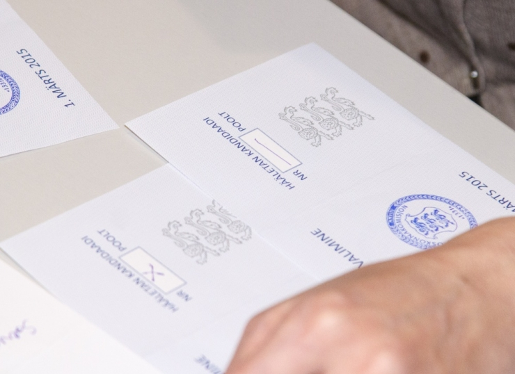Vabariigi valimiskomisjoni esimeheks sai Aaro Mõttus