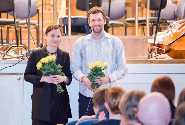 Selgusid Eesti Muusika Päevade preemiate laureaadid