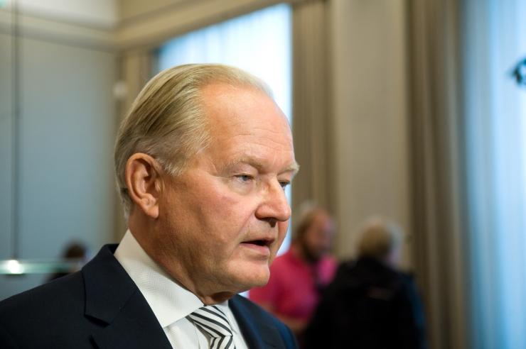 Jaan Männik: me vajame praeguse valitsuse asemele uut valitsust