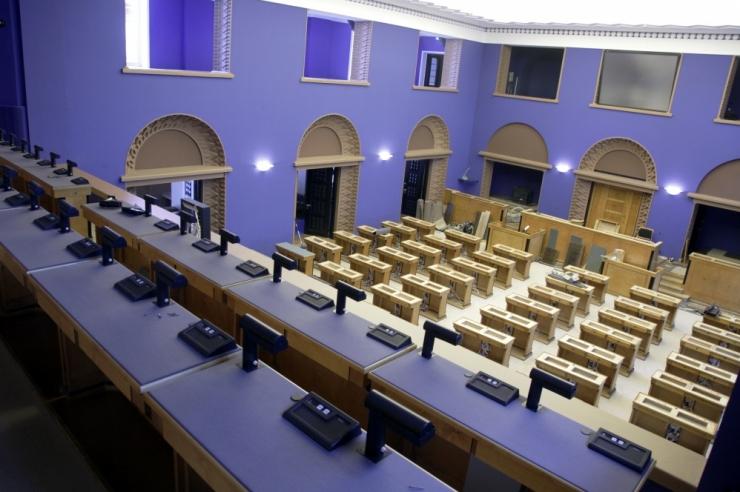 Riigikogu komisjonide juhtidest säilitasid oma koha vaid kaks