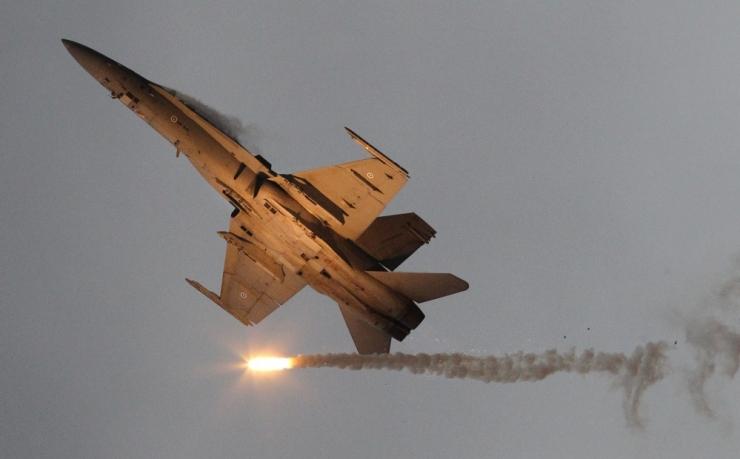 Soome õhujõud võtavad osa NATO õppustest Balti riikides