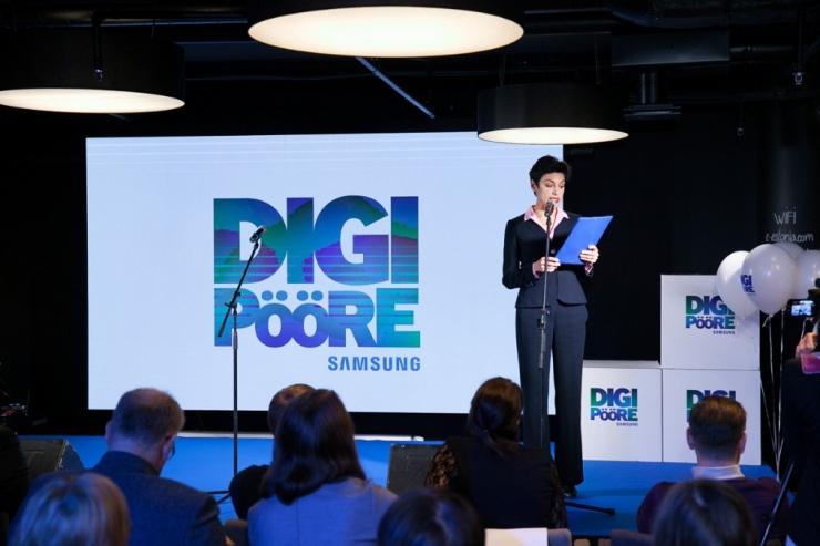 Selgusid koolide digituleviku programmi Samsung Digipööre finalistid
