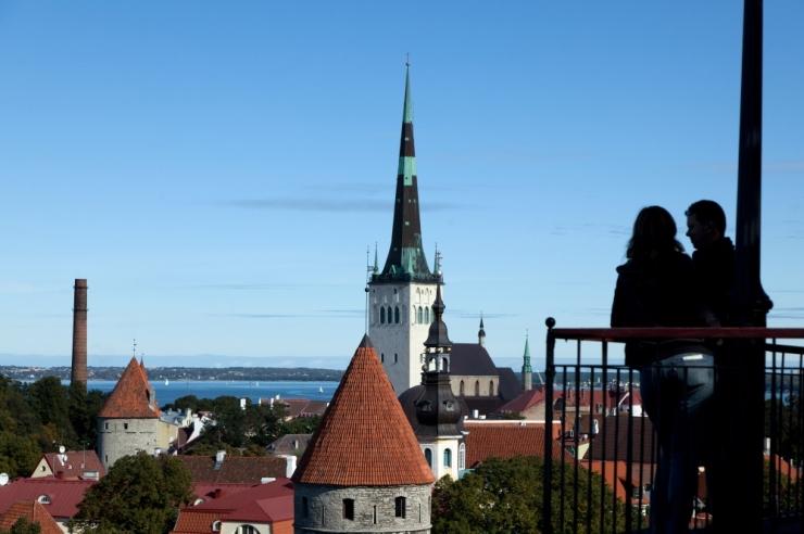 POLIITILINE ÄRATEGEMINE? Toobali sõnul kaalub valitsus Tallinna tükeldamist