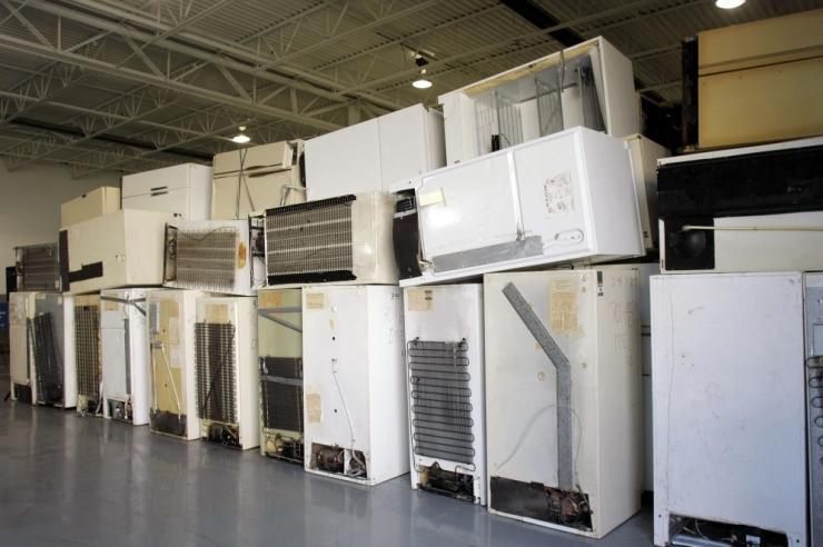 ÜRO: Mullu tekkis maailmas 41,8 miljonit tonni e-jäätmeid