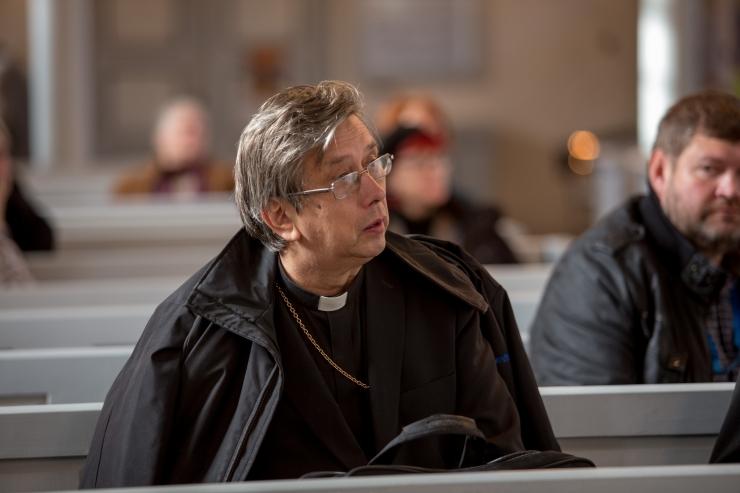 Täna pühitseti Joel Luhamets ja Tiit Salumäe piiskopiks