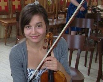 EMTA tudeng Kaia Voitka valiti Euroopa Liidu Noorteorkestri põhikoosseisu