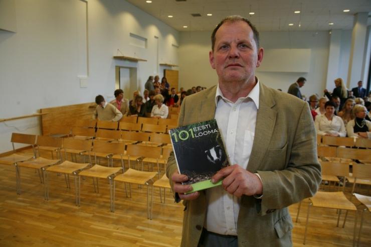 Ajakirjanik Peeter Ernits saab Kesklinna pressiesindajaks