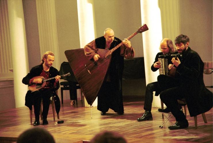Peterburi toob Tallinna kultuurilist külakosti