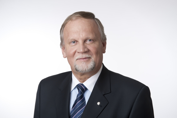 Kallost võib saada Regioonide Komitee Eesti delegatsiooni põhiliige