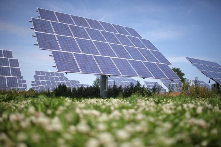 Helsingi uus päikeseenergia jaam kahekordistab rohelise elektri tootmise koguse