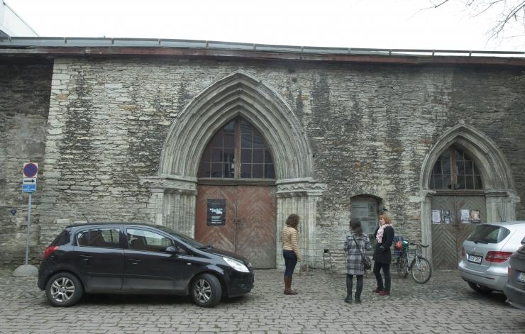 Hopneri maja kontserdid aitavad Katariina kiriku uksi korda teha