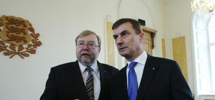 POLIITIKUD MILJONÄRIDE TASKUS: Miks teenisid Eesti peaministrid ära USA rikkaimate meeste kiituse?