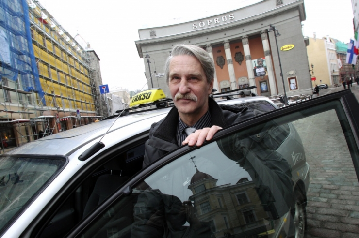 Liit: Uberi tegevus on taksopiraatlus