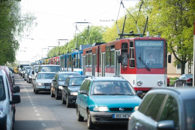 Alates 1. juunist suletakse Majaka tänav bussiliiklusele
