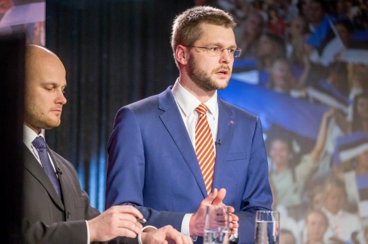 Ossinovski: valimisvõitlus muutub räpaseks