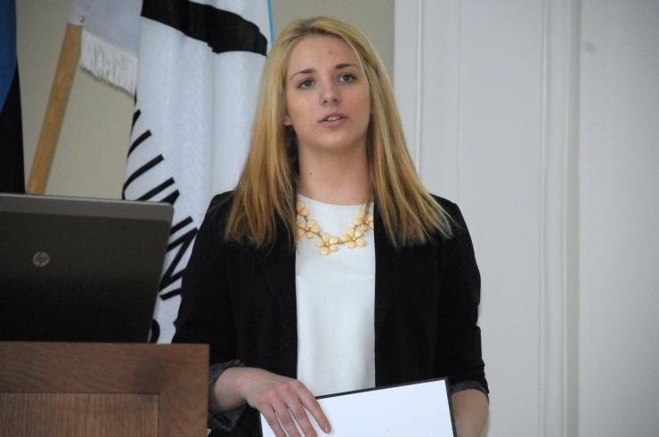 Õpilane Annela Tammiste: karmi ja manitseva õpetaja aeg on ümber!