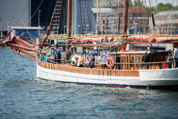 Lastekaitsepäev pakub tuhandetele lastele tasuta meresõitu