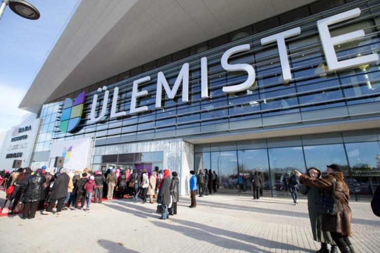 Pärnits: Tallinna turg ei vaja uut kaubakeskust