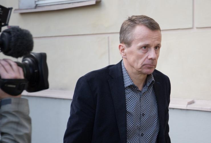 Minister Ligi sai kesklinnas kiiruse ületamise eest trahvi