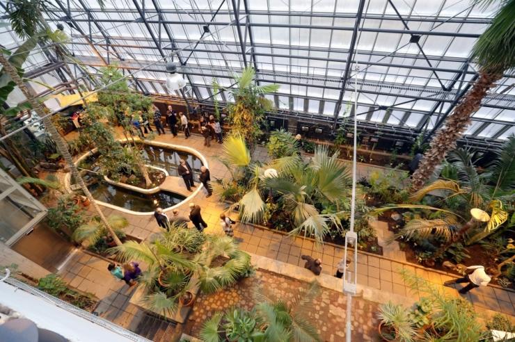TÄNA! Tallinna Botaanikaaed avab suvehooaja kogupere üritusega