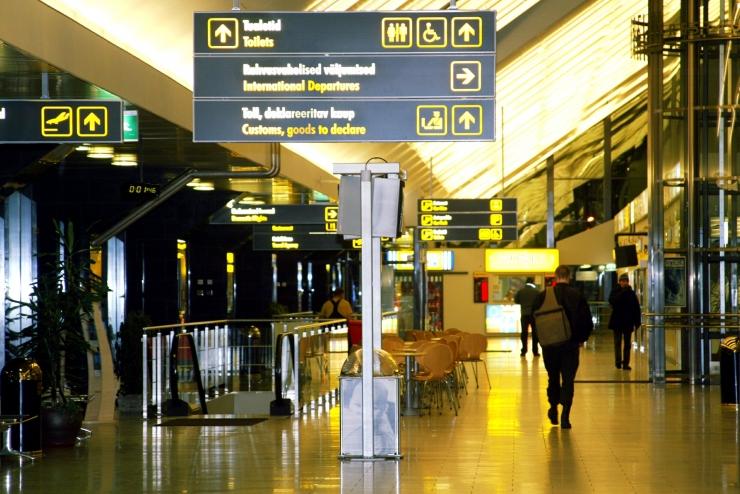 Tallinna lennujaam saab haruldased tukkumiskapslid