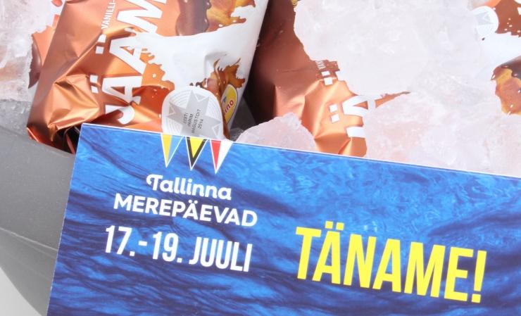 Tallinna Merepäevad toovad suurejoonelise teatrisadama