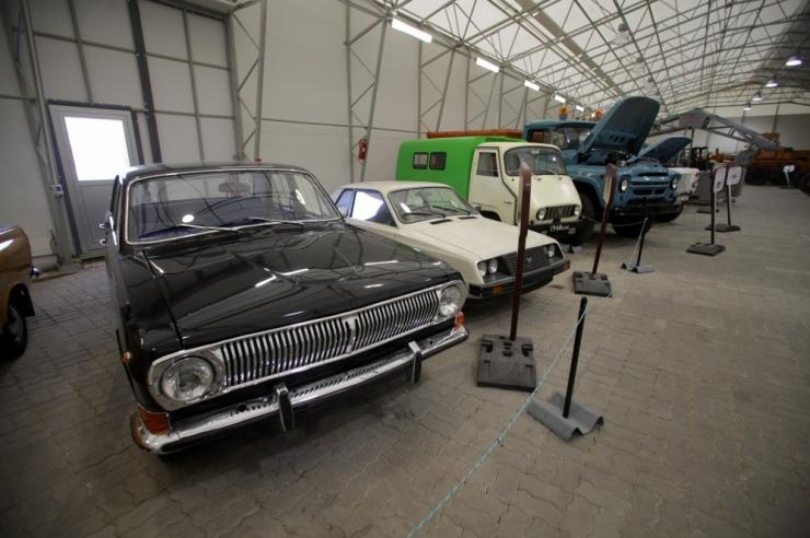 Maanteemuuseumis peatub ligi 200 vanasõidukit