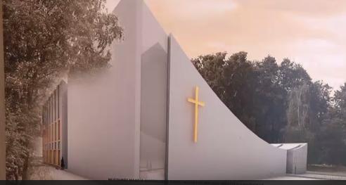 Mustamäele kerkib euroopalik kirik