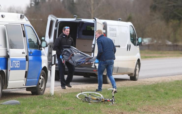 Seitsmes liiklusõnnetuses sai viga kaheksa inimest