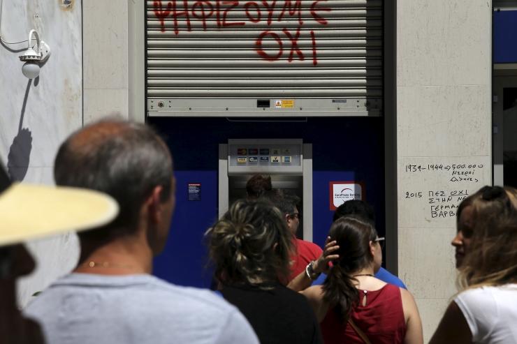 Kreeka esitas ESM-ile abipalve