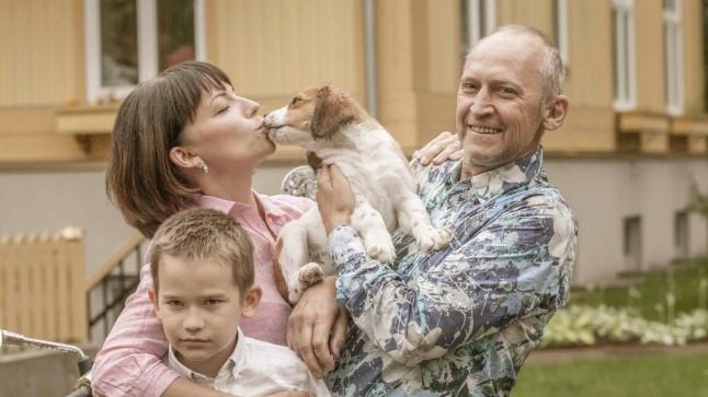 Vahur Kersna sai omanäolise koera