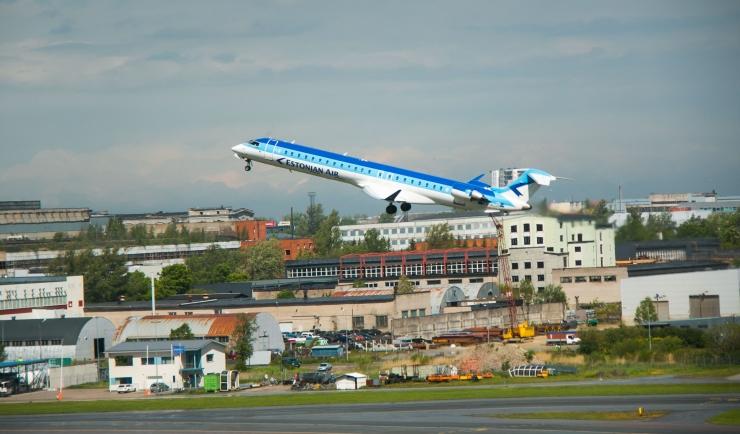 Tallinna lennujaam palub reisijail laupäeval aegsasti kohal olla